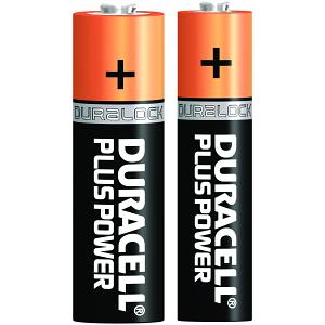 Duracell Plus Power AA & AAA 64 Pack