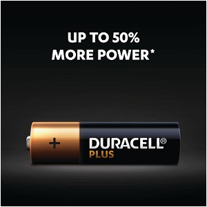 Plus Power D Cell - 2 Pack