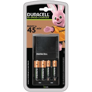 Duracell 45 Minute* Charger (CEF27UK)
