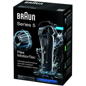 Series 5 5040s-5 Electric Shaver