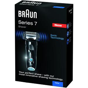Braun Series 7 720s-3 Electric Shaver (720-3)