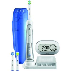 Oral B Triumph 5000 Toothbrush and Guide (OBD325000)