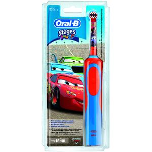 Oral B Stages Cars Electric Toothbrush (OBD12Car)