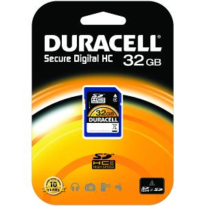 Duracell 32GB SDHC Card