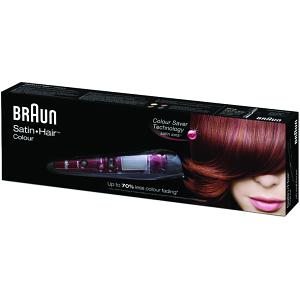 Satin Hair 7 Colour Straightener