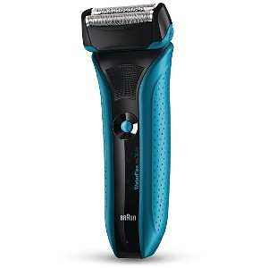 Braun WetDry Shaver with Swivel Head