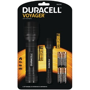2Pk 50 & 70 Lumen VOYAGER EASY Torch