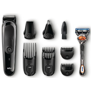 Multi Groomer 8 in 1