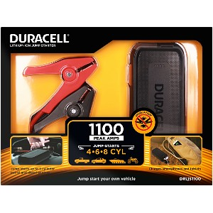 Duracell 1100A Lithium-Ion Jump Starter