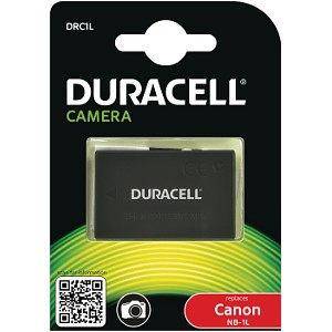 Duracell Replacement Camera Battery (DRC1L)