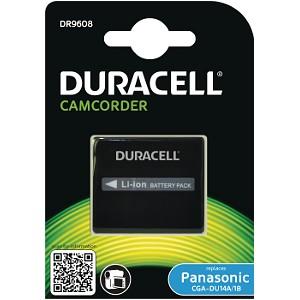 Duracell Camcorder Battery 7.4v 1440mAh (DR9608)