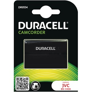 Duracell Camcorder Battery 7.4v 1100mAh (DR9554)