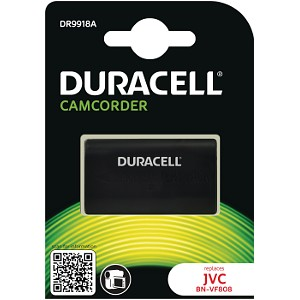Duracell Camcorder Battery 7.4v 750mAh 5.6Wh (DR9918A)