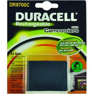Duracell Camcorder Battery 7.4v 2250mAh (DR9700C)