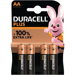 Plus Power AA - 4 Pack