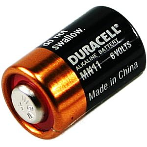 Duracell MN11 security battery