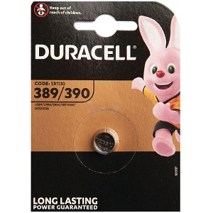 Duracell D389 / D390 Watch Battery