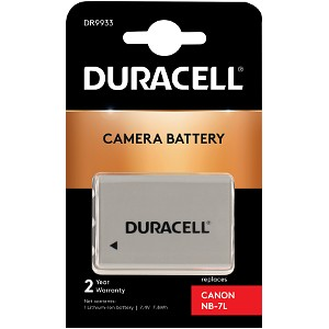 Duracell Replacement for Canon NB-7L (DR9933)