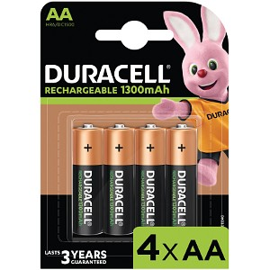 Duracell HR6-B replacement for Aryca B-162 Battery