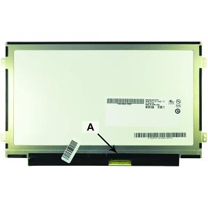 EEE PC 1008 10.1'' WSVGA 1024x600 LED Glossy