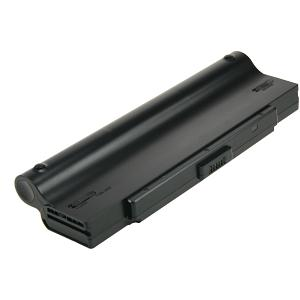 Vaio VGN-FJ57SP Battery (9 Cells)