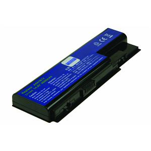 EasyNote LJ61 Battery (8 Cells)