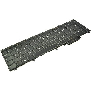 Latitude E5520 Keyboard French
