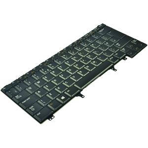 Latitude E6220 Keyboard - English, Non-backlit