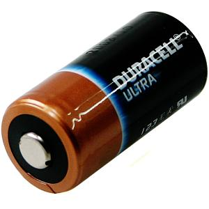 AF Zoom 80mm Battery