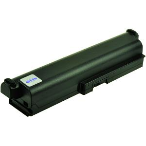 Satellite L655D-S5076RD Battery (12 Cells)
