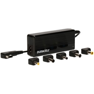 TravelMate 512DX Adapter (Multi-Tip)