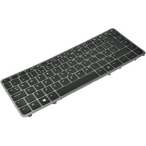 EliteBook 745 G2 Backlit Keyboard with Pointer Stick (UK)