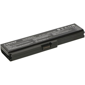 Satellite C650-1550 Battery (6 Cells)