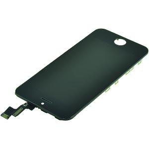 "iPhone 5S iPhone 5S Screen Assy 4.0"" (Black)"