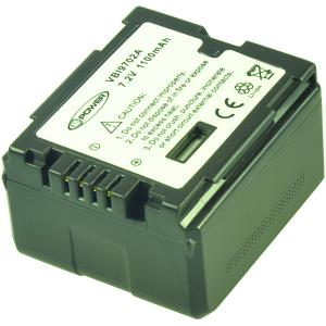 HDC -SD10EB-K Battery (2 Cells)