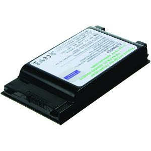 LifeBook A1120 Battery (6 Cells)