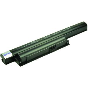 Vaio VPCEB1M0E/WI Battery (6 Cells)