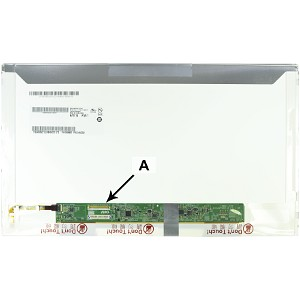 2-Power replacement for Toshiba LTN156AT05-S01 Screen