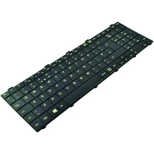 LifeBook A512 Keyboard UK