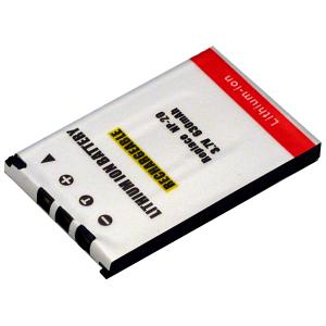 Exilim Card EX-S2PW Battery