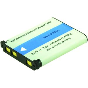 Xacti VPC-T1060BK Battery