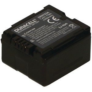 HDC -DX1-S Battery (2 Cells)