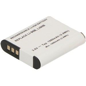 2-Power replacement for Olympus LI-92B Battery