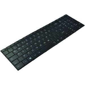Satellite C850-13C Keyboard - UK (Black)