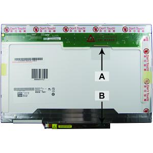 2-Power replacement for Dell TK033 Screen