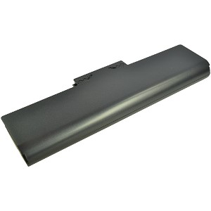Vaio VGN-CS16T/W Battery (6 Cells)