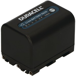 DCR-TRV118E Battery (4 Cells)