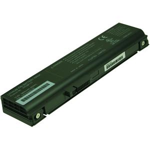 LifeBook P7230 Battery (6 Cells)