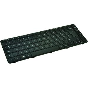 655 Notebook Keyboard (UK)