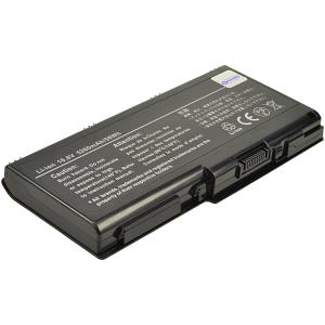 Satellite P500-01R Battery (6 Cells)